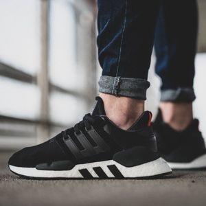 """Men's Adidas 91/18 """"Core Black"""" (Size 13)"""